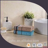 Cheap wholesale bath room greek 100% cotton high plain towel