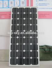 solar panel 2014 latest 90W-100W Mono solar panel, PV panels,TUV,UL MCS