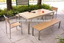 Teak wood table,Solid wood table,Wood table,