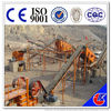 Building using 50~500 t/h aggregate sand stone crusher plant