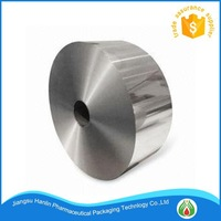lacquer aluminium foil pharmaceutical packaging material