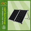 GP 120W Mono Foldable solar panel folding kit which easy to portable kit.