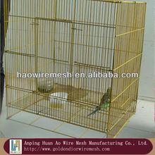 low carbon steel wire bird cage(60*42*42cm)