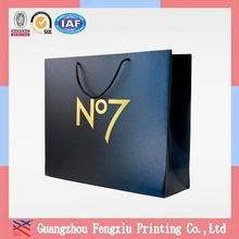 Size Square Bottom Low Cost Matte Laminated Paper Shopping Bag