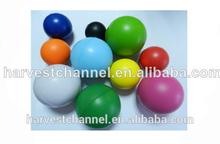 Football bouncing stress pu ball