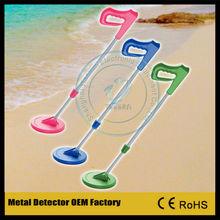 çocukların metal dedektörü çocuklar metal dedektörü metal dedektörü fabrika kompakt metal dedektörü md-1005