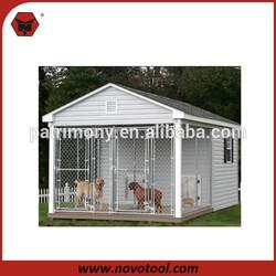 10 x 16 Dog Kennel