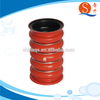 Steel Wire Hump heat resistance silicone rubber hose silicone hose silicone tube