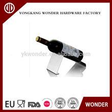 single bottle practical balancing wine holder