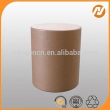 Chemical medicine paper barrel Paper Drum with wooden lids Hoop cardboard barrels