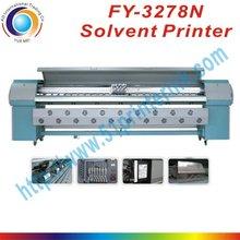 large format solvent digital printer challenger fy-3278n
