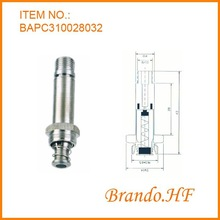 10mm Stainless Steel Normally Closed Pneumatic Solenoid Pilot Head
