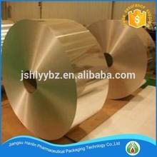 8011 alloy hard temper aluminum foil wrap for pharmaceutical industry
