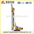 معدات البناء الصغيرة، الزاحف حفر الحفر cfa kr125m دوامة الأساسات depth15m لقائمة العناوين max
