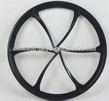 2014 6 spoke bicycle wheel for road bike / fixie bike