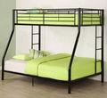 Simple y fuerte cama litera de metal para el adulto material escolar cama muebles de diseño
