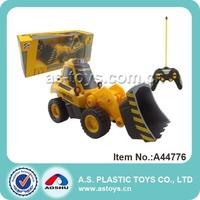6CH RC Bulldozer Toy