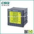 mini işlevli dijital lcd panel metre