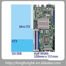 ASRock Rack Half width E3C224D4HM-8R Lga 1150 socket Xeon E3 i3 Pentium Celeron Server mainboard