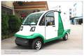 De haute qualité wosen camion à ordures électriques& ordures collector& camion de transport ws-q300m