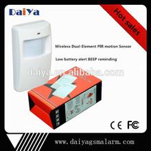 Wireless PIR Motion Sensor