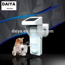 wireless pet immune pir sensor with Solar Power, Pet Immunity