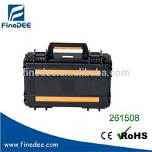 261508 plastic camera waterproof hard case for equipment