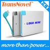Promotional Credit Card Power Bank!RoHS Power Bank 2600Mah,USB Power Bank Charger,External Battery