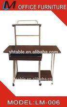 Hot sale Melamine computer desk/Home or school dormitory computer desk