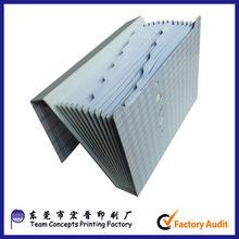 China Supplier Cheap Wholesale Desktop Cardboard A4 File Holder