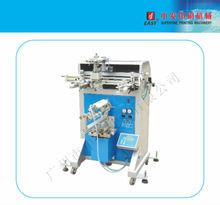 Pneumatic Flat Round Cylindrical Bucket screen printing machine