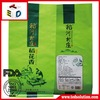 OEM available laminated mattbopp pp woven rice bag