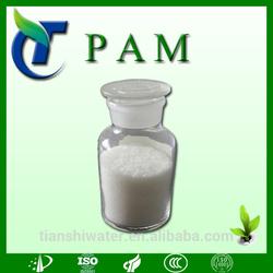 Nonionic polyacrylamide msds pam