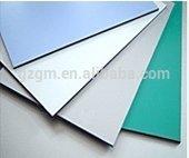 Factory supply building finish materials interior exterior wall cladding aluminium composite panel aluco board