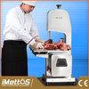 Frozen Meat Cutting Machine With Sliding Working Table iMettos Bone Saw Machine