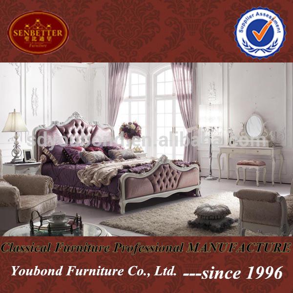 Yb07 haut de gamme en bois romantique fran ais style - Meuble francais moderne ...