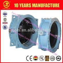 BV-LY-0369 150lb flange valve cast iron ductile iron