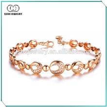 2015 New Products 925 Silver CZ bracelet jewelry