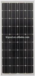 hot sale solar module solar panel 130w in best price