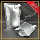flexible bag for bulk liquid transportation
