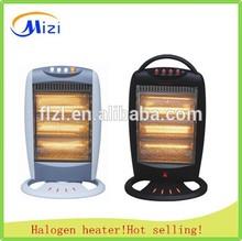 2015 halogen heater electric heater 400W/800W/1200W/1600W