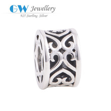 Hollow Design Aunt Charms 925 Sterling Silver Jewelry Trending Hot Products