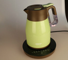Vacuum electric kettle China manufacture stainless steel 091702N home kitchen appliance
