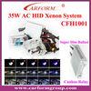 AC DC xenon xenon super vision hid conversion kit with slim ballast