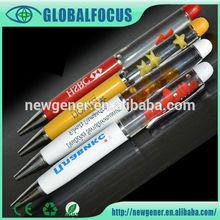 Logo OEM /color OEM promotional floating pen