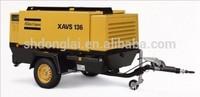 Atlas Copco Diesel Portable air Compressor XAVS136