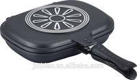 die casting aluminum stone coating fry pan