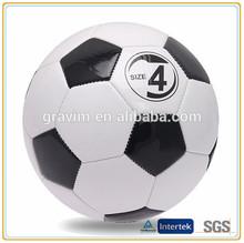 Promotional soccer ball/football training mini size brand logo custom print machine sewn ECO-friendly TPU/PVC material