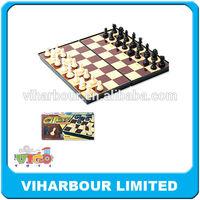 Handeld Travel Game Chess