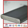 hot roll 5160 médio carbono borda redonda mola de barra de aço plano
